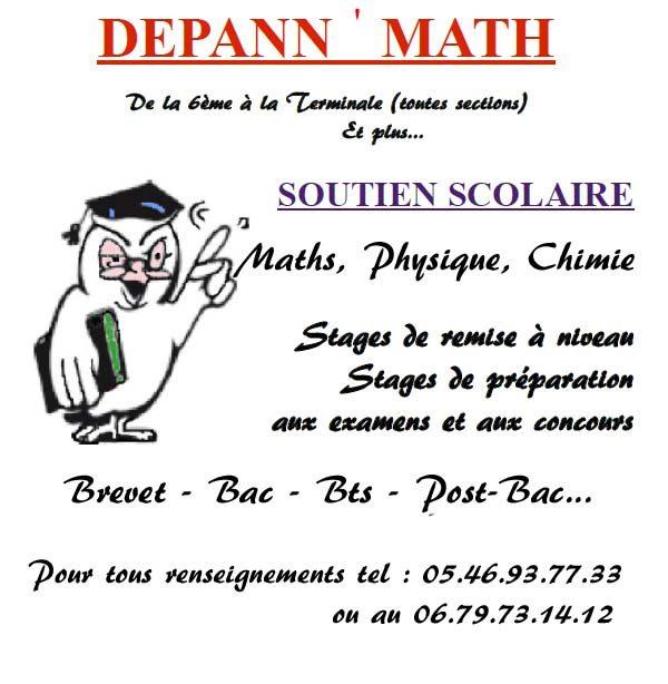 Pub DepannMath Internet
